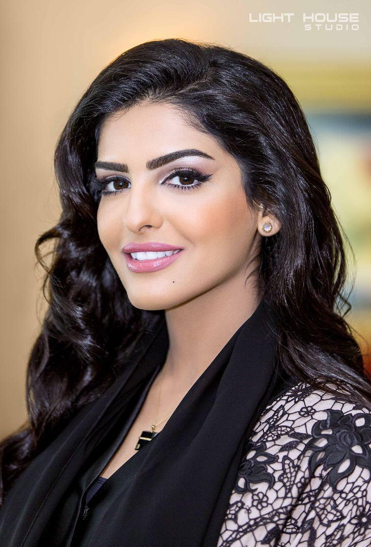 Princess Ameerah Al Taweel of Saudi Arabia. Possibly the most beautiful woman I've ever seen.