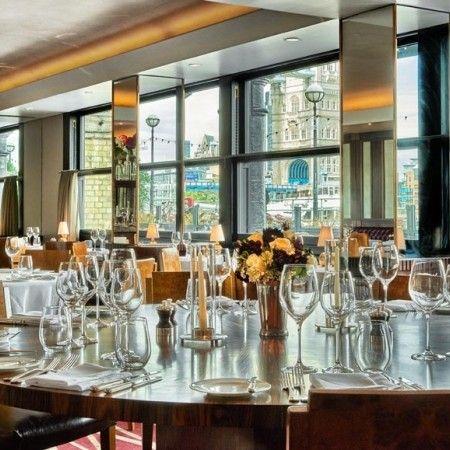 londons most fashionable restaurants