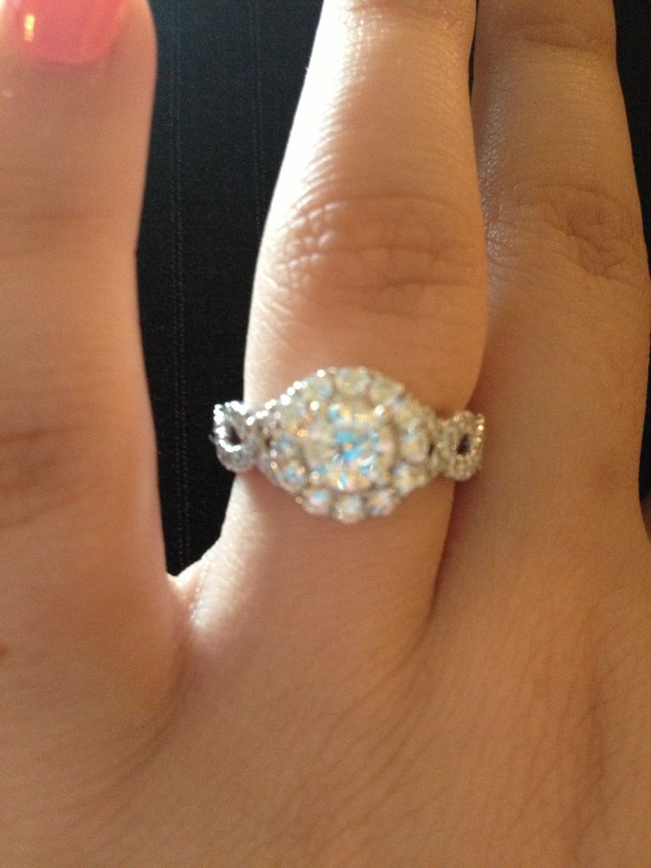 35 Best My Engagement Ring Images On Pinterest Wedding