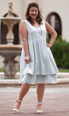 Plus Size Dresses - KADEE DRESS