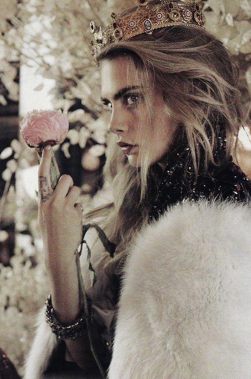 Cara Delevingne by Benny Horne for Vogue Australia