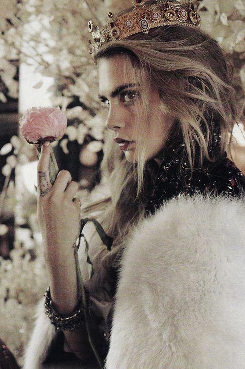 Cara Delevingne by Benny Horne for Vogue Australia