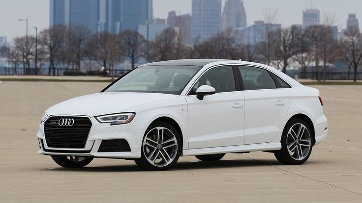 2017 Audi A3.  My next car.  Can't wait!