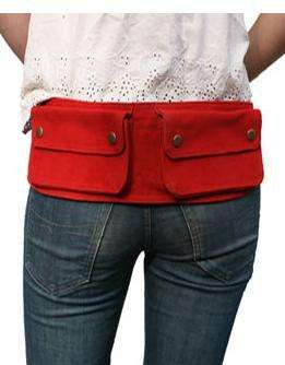 13 Hip Fanny Packs - (seriously) Cool Ways Hip-Worn Bags are Coming Back in Style (CLUSTER)