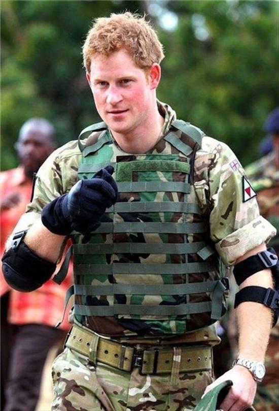 prince harry wears a rolex explorer ii watch celebrity