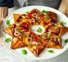 Recette - La Pizza soleil - Notée 4.7/5 par les internautes