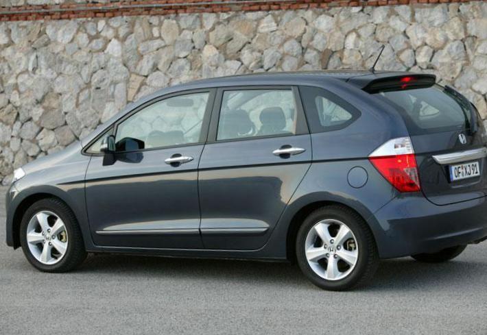 Honda FR-V approved - http://autotras.com
