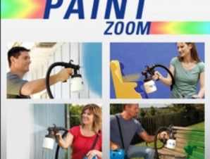 Paint Zoom  The Best Professional Paint Sprayer #paintsprayer