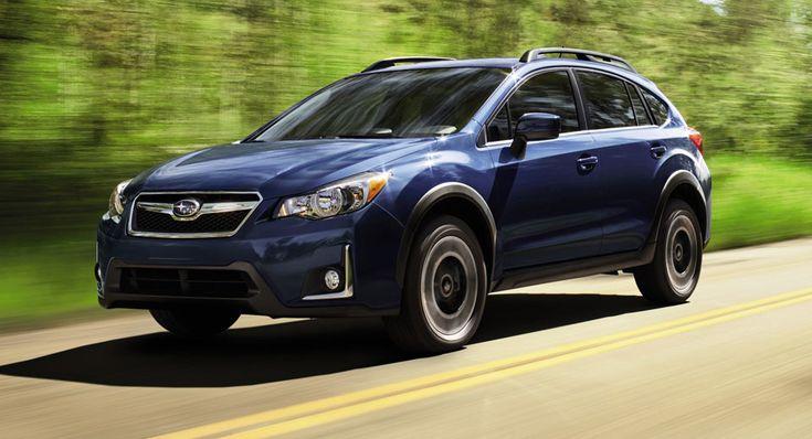 Subaru Reveals Pricing Of 2017 XV Crosstrek Range