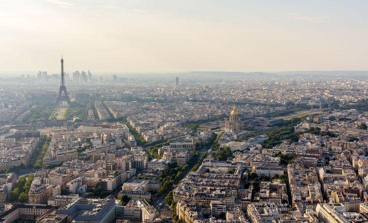 L'infernale Tour Montparnasse et ses 59 étages