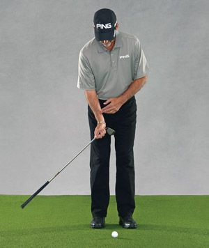 For Chipping Drill - Golf Tips, click here
