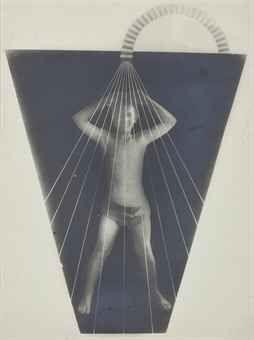 Gustav Klucis - In the Shower (1926)