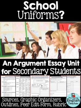 School uniform debate essay