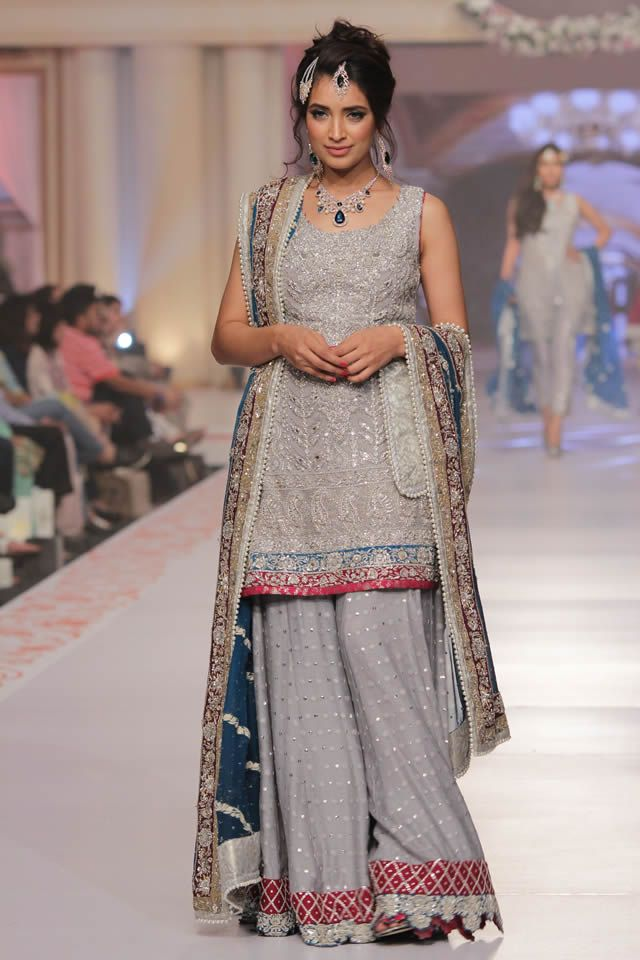 2015 Bridal Couture Week Zainab Chottani Summer Collection Images
