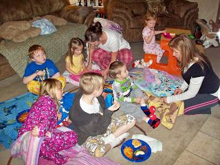 FHE  Pajama Movie Night 28 best Family Church Fun images on Pinterest