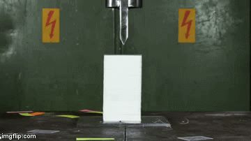 Cool: Splitting Ten Decks Of Playing Cards With A Blade Attached To Hydraulic Press   This is a video from the folks at The Hydraulic Press Channel (who are clearly living their best lives) of a hydraulic press with a blade attachment... https://drwong.live/weird/cool-splitting-ten-decks-of-playing-card-php/