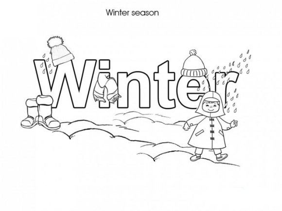 Winter Coloring Pages Free Printable | W.A.S.P ...