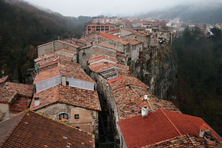 10. Castellfollit de la Roca (Girona, Spain)