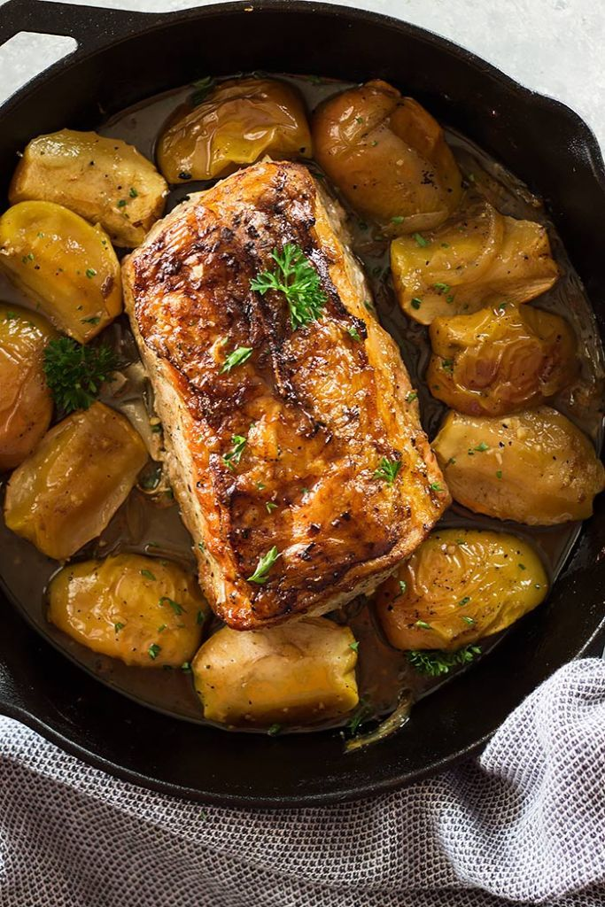 how to cook tender pork loin