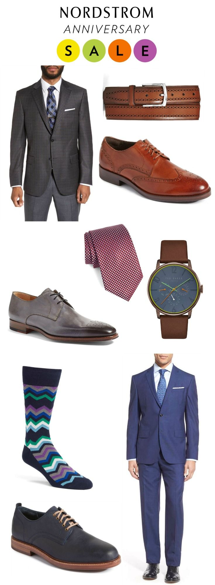 Save Big on Suit Style During the Nordstrom Anniversary Sale
