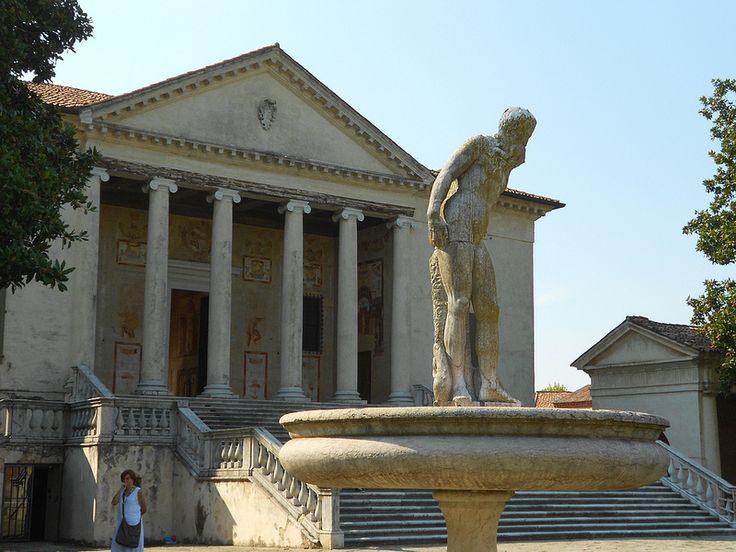 villa Badoer, UNESCO, Palladian Villas of the Veneto, Fratta Polesine