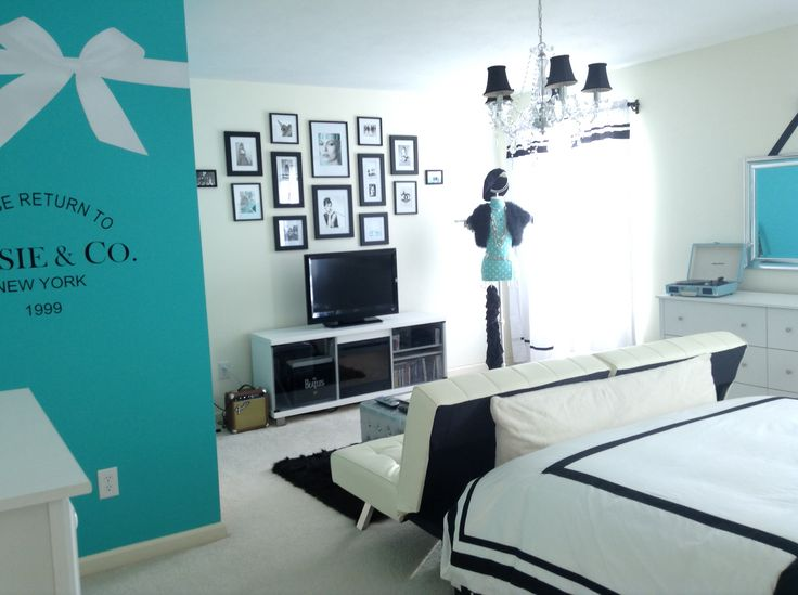 More Tiffany Themed Room Ideas