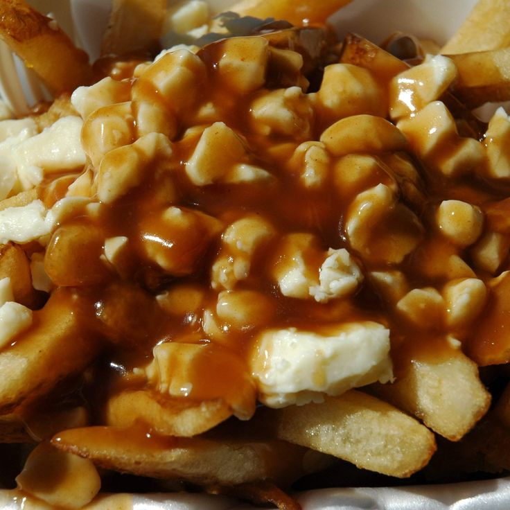 On top of being super polite, Canada is also pretty good at cooking. These are some of their most beloved foods, from poutine to Timbits.  (January 2014)