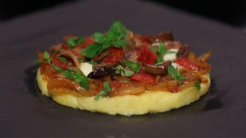 25/02/2014 - La polenta de Jean-Louis Nomicos - Recettes - Dans la peau d'un chef - France 2