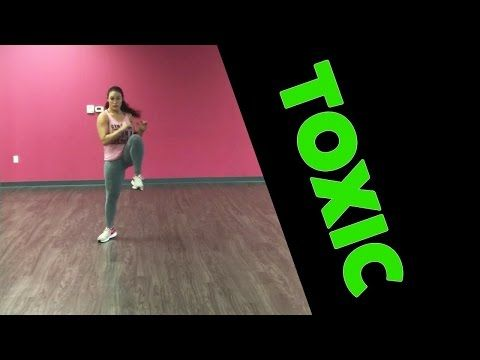 Britney Spears - Toxic (Dance Fitness with Jessica) - YouTube