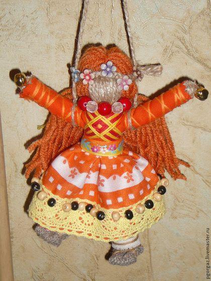 Народные куклы ручной работы. Ярмарка Мастеров - ручная работа Кукла Веснянка. Handmade.