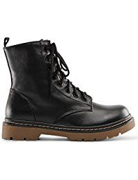 Marco Republic Navigator Womens Military Combat Boots ** You can get additional details at the image link.