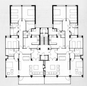 F. Mitjans / Edificio Seida / 1962