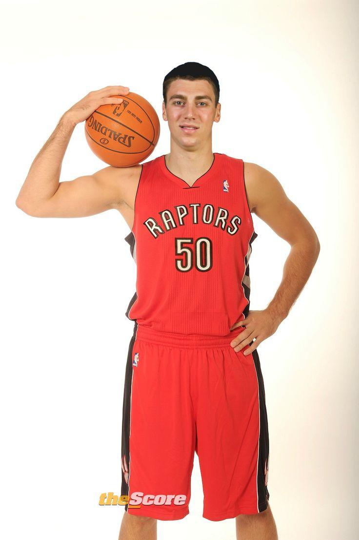 Tyler Hansbrough (Toronto Raptors) beginning in 2013