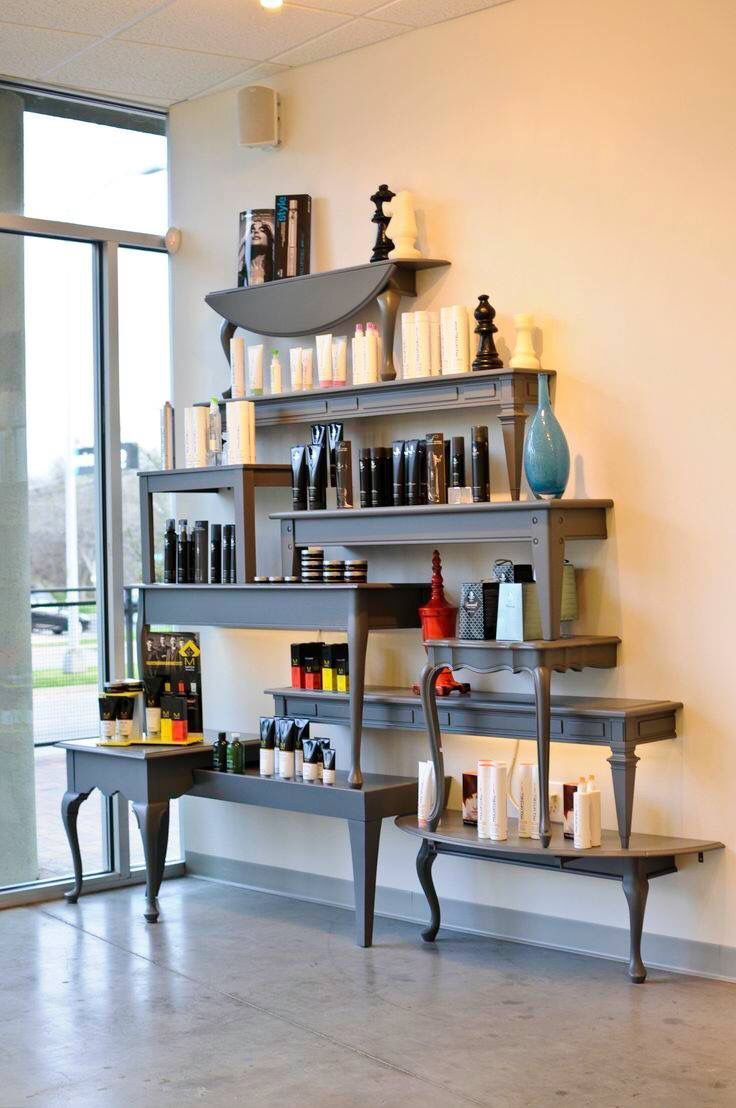 display tables cut - Google Search