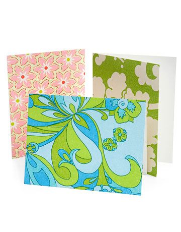Tissue Paper And Modpodge Craft