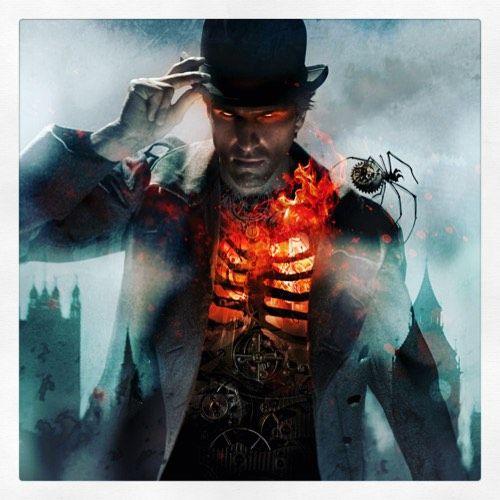 """""""Whitechapel gods"""" har et omslag som skriker LES MEG! Steampunk fantasy viktoriaridens London hvor to mekaniske guder regjerer Whitechapel. Mennesker er i ferd med å gjøre opprør nå som de har et hemmelig våpen som kan knuse maskinene. #popkultgjovik #whitechapelgods #steampunk #bookstagram #fantasy by popkultgjovik"""