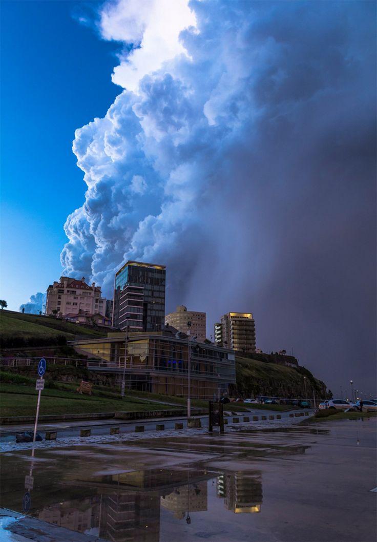 Mar del Plata sufrió el peor temporal en décadas: 16 fotos increíbles