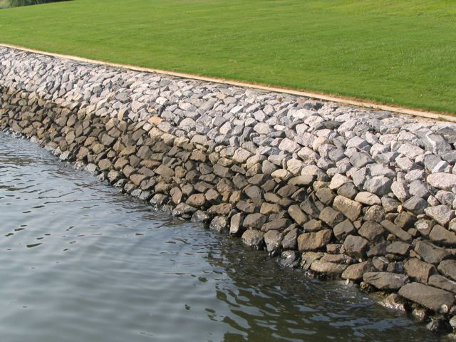153 best images about rip rap on pinterest landscaping for Soil erosion prevention