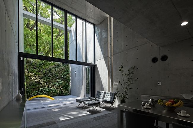 kameda_house_Tadao Ando