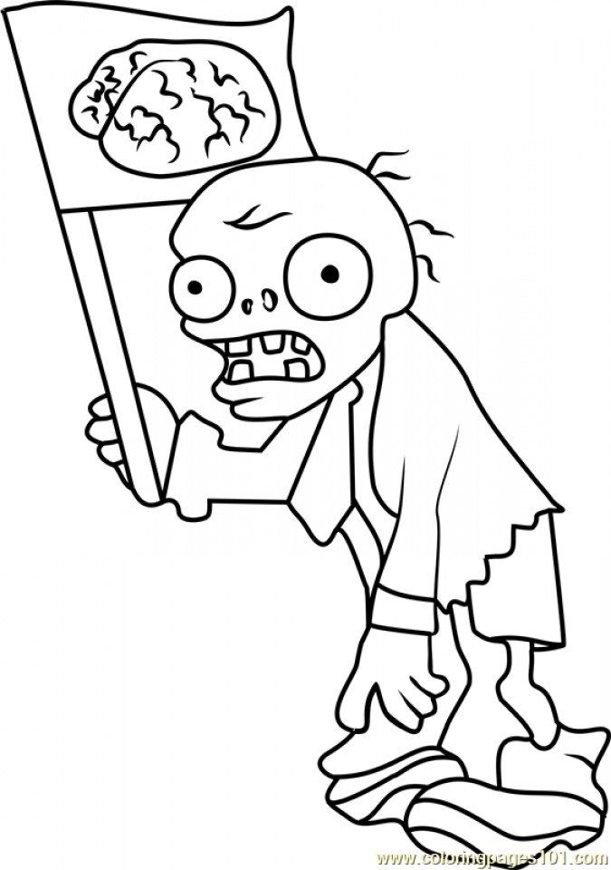 Zombie Coloring Pages For Kids Get This Plants Vs Zombies Coloring Pages Kids Printable In 2020 Halloween Coloring Pages Bunny Coloring Pages Witch Coloring Pages