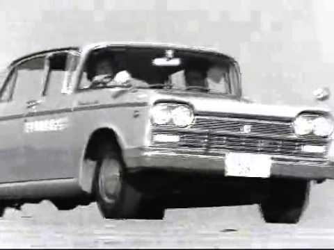 昭和39年 高速道路の正しい走り方 - YouTube