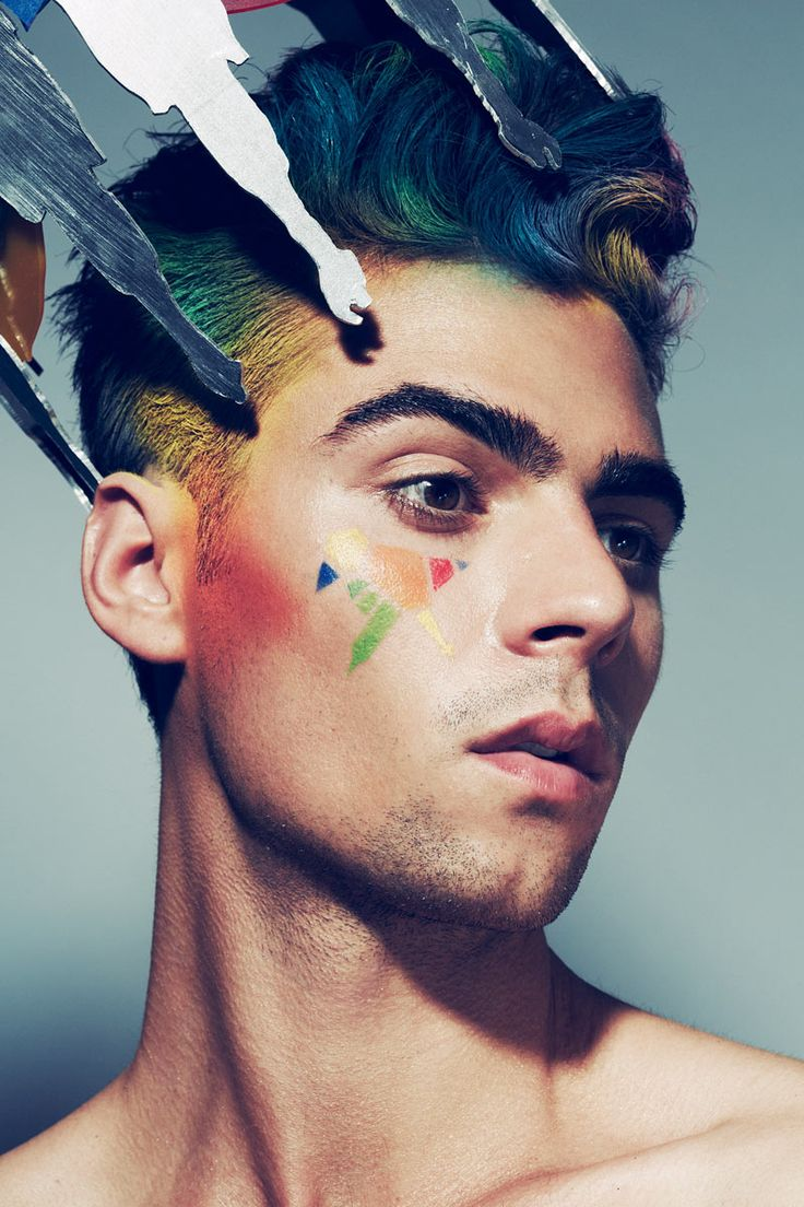 Guy Makeup Youtube: 1000+ Ideas About Men Makeup On Pinterest