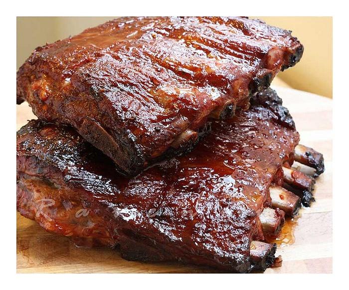 Hoisin Glazed Barbecue Ribs | Yummy - Variety - of - Good - food's ...