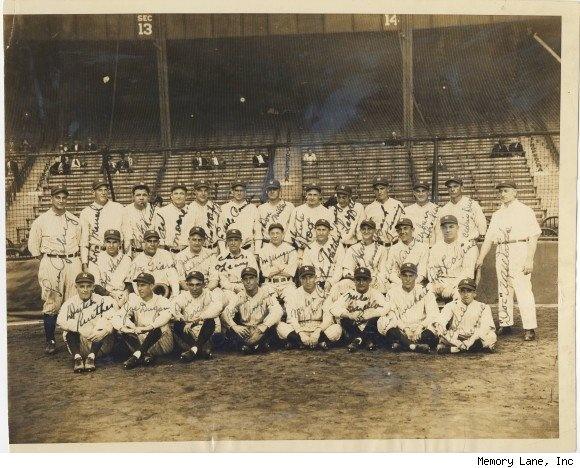 1927 New York Yankees lovin the Yankees