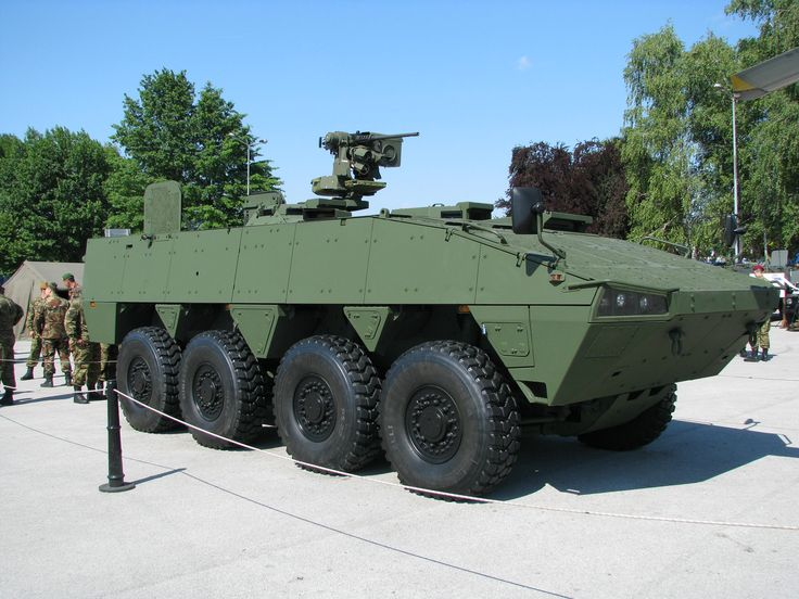 Finnish - patria amv (Armoured Modular Wehicle) 8x8