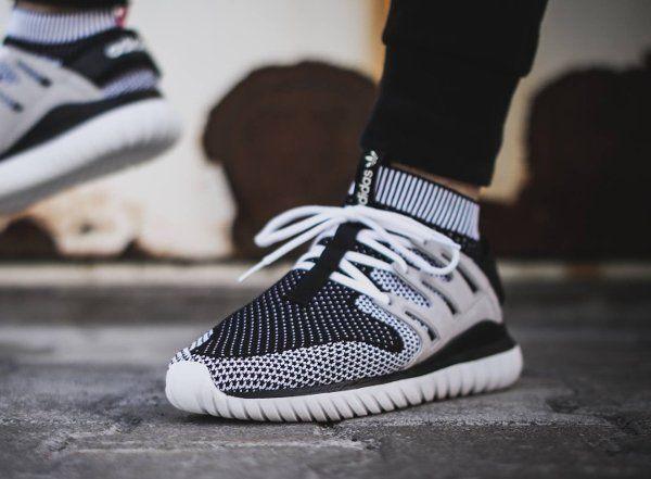 Adidas Tubular Nova Pk Blanche