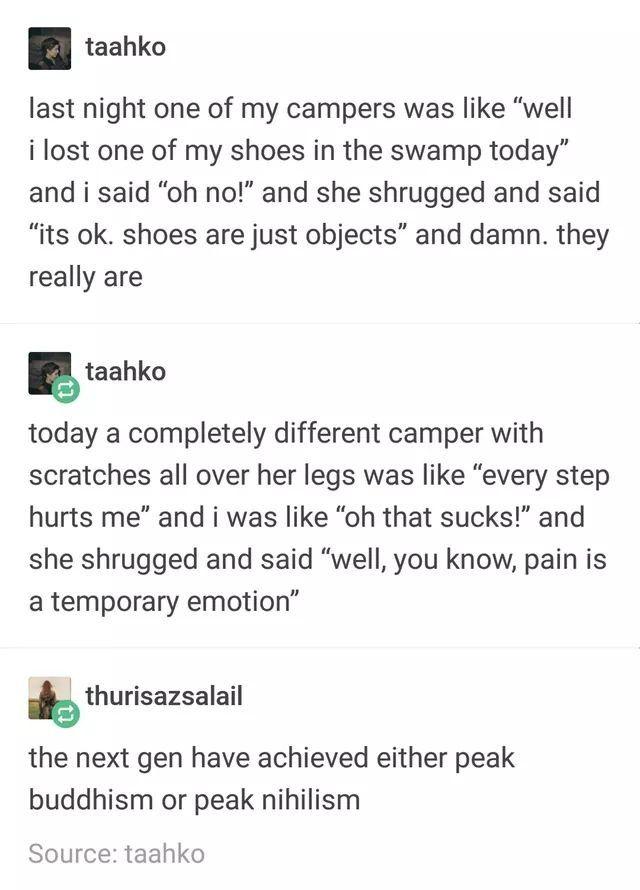 It S Both Funny Tumblr Posts Tumblr Funny Nihilism