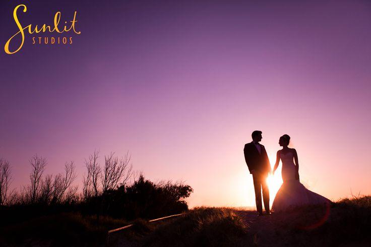 Beach Wedding Photos, Sunset Photos