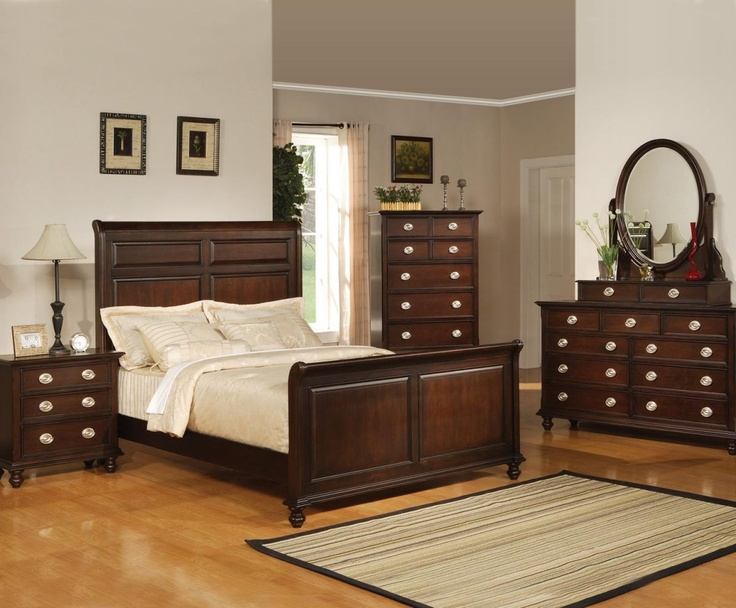 17 best images about master bedroom sets on pinterest 6 for Master bedroom sets queen
