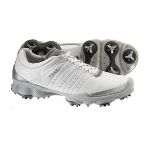 Ecco Hydromax Golf Cleats Womens White - ONLY $234.99